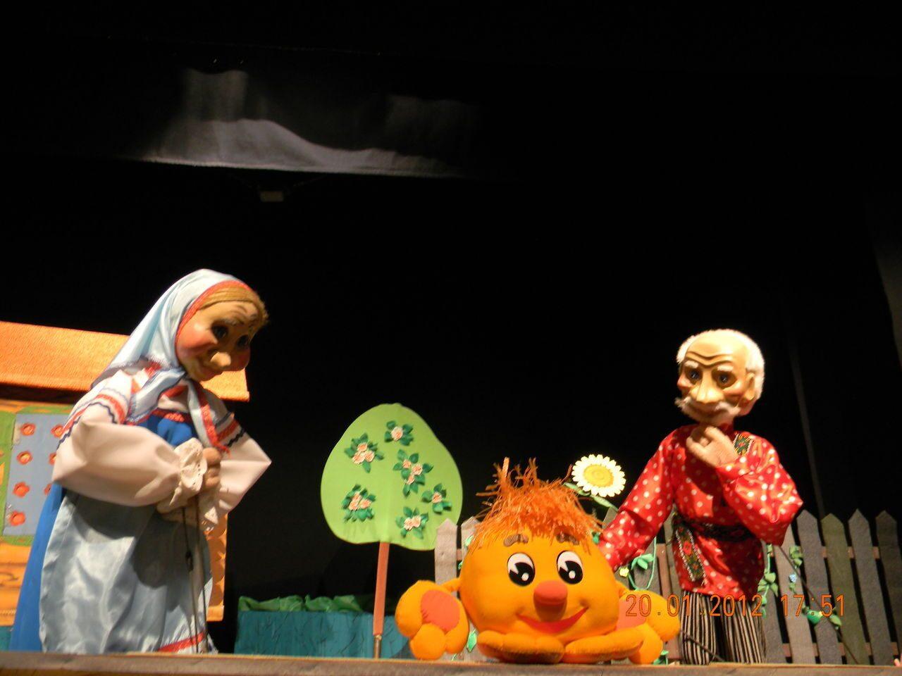 Сценарии для школьных кукольных театров